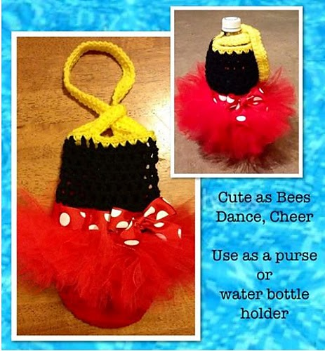 Crochet Patterns By Jennifer Ballet Or Dance Inspired Crochet Patterns