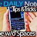 Galaxy Note 2 Tips & Tricks Episode 83: Type Without Spaces Using Samsung Keyboard and SwiftKey