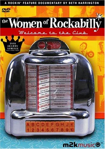 Female Rockabillys (50s, 60s) 51EQXE2RTML