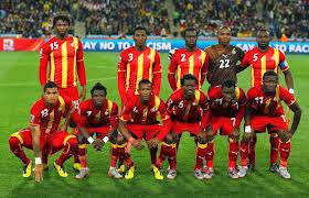 Ghana vs Egypt 2013 Qualifying Match