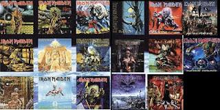 Discografía de Iron Maiden, discography,