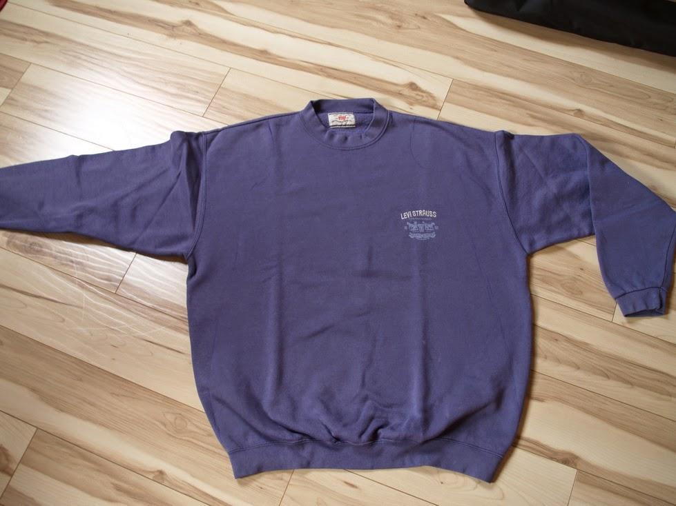Újrahasznosítás pulóverből hálózsák