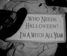 Quem precisa de Halloween?