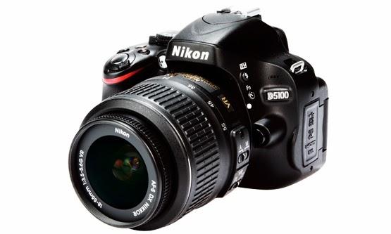 Harga dan Spesifikasi Kamera Nikon D5100 Terbaru 2015