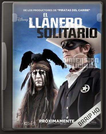 The Lone Ranger (BRRip FULL HD Español Latino) (2013)