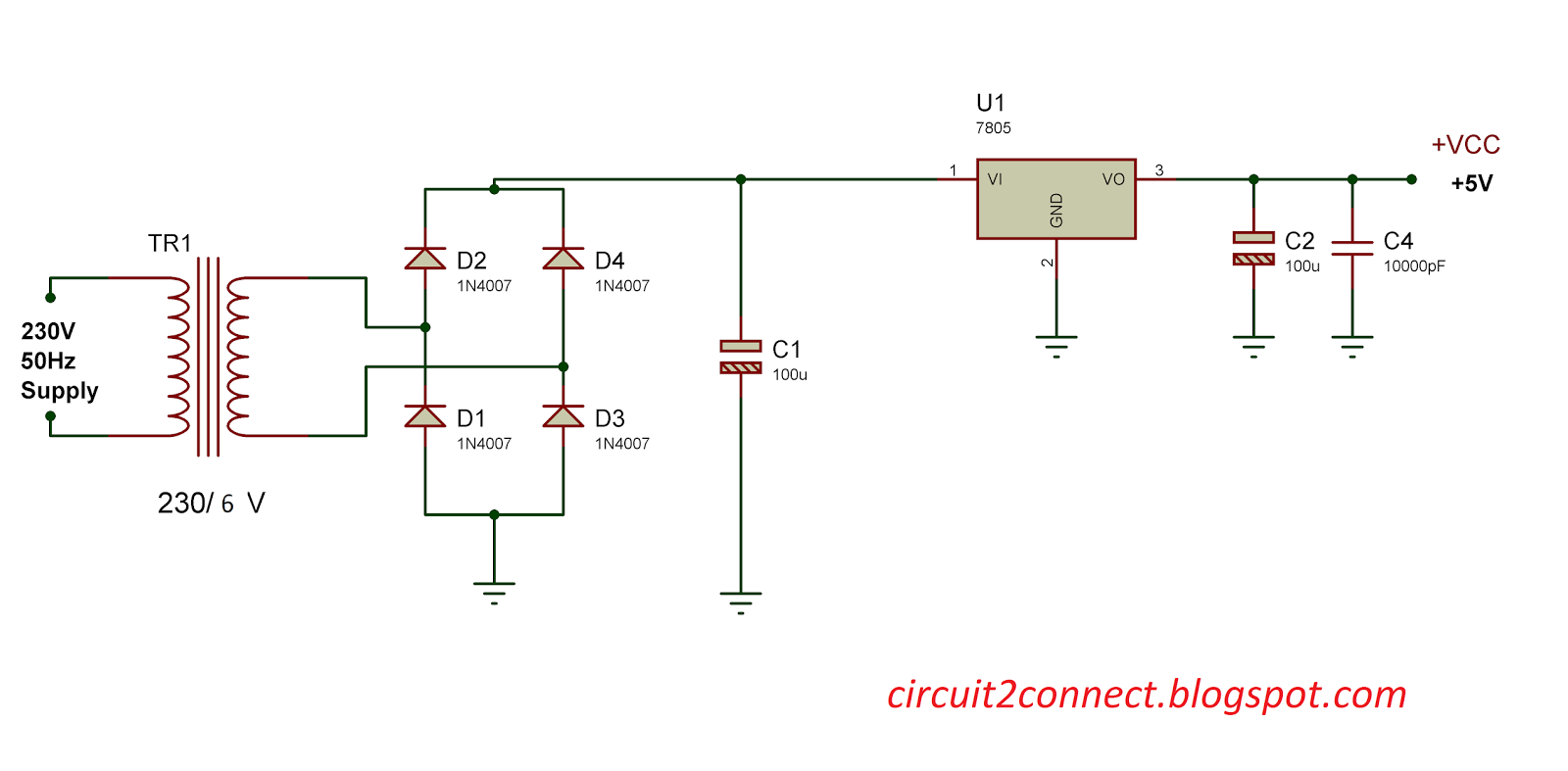 Single phase induction motor direction control using 8051 for 2 phase induction motor