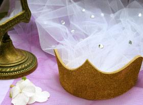 Corona de Ariel.