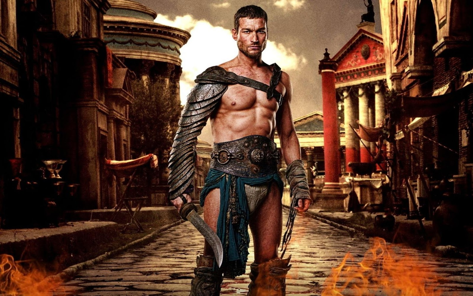 Spartacus the Series