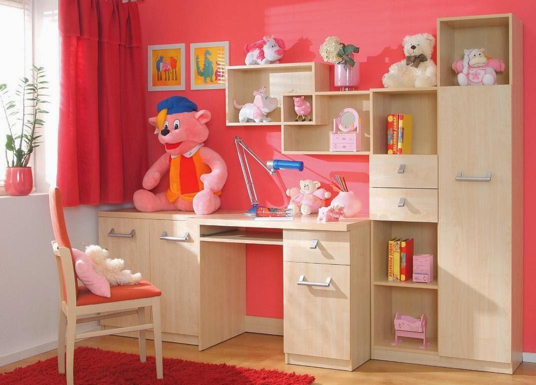 Корпусная детская мебель фото