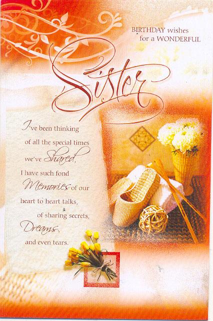 Greetings Birthday Cards For Elder Sister Like One Read Free Happy In