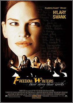 Download - Escritores da Liberdade - DVDRip RMVB - Legendado