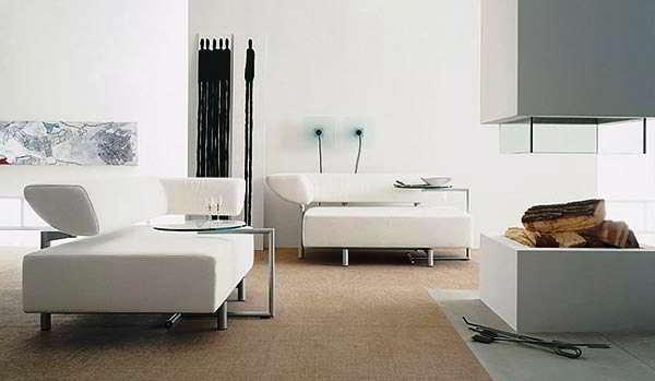 Contoh Kursi Sofa Ruang Keluarga
