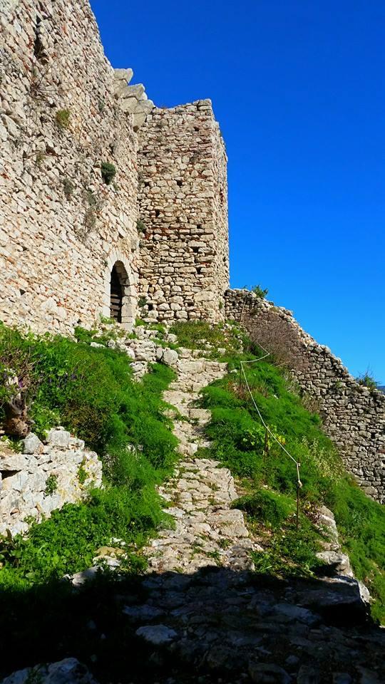 Το φρούριο της Καρύταινας