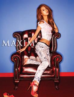 Nine Muses Minha Maxim Korea Pictures
