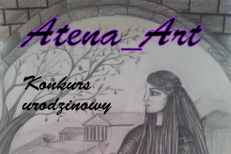 Wygrałam zakładkę u Atena_Art