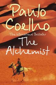 The Alchemist by Paulo Coelho , romantic novel