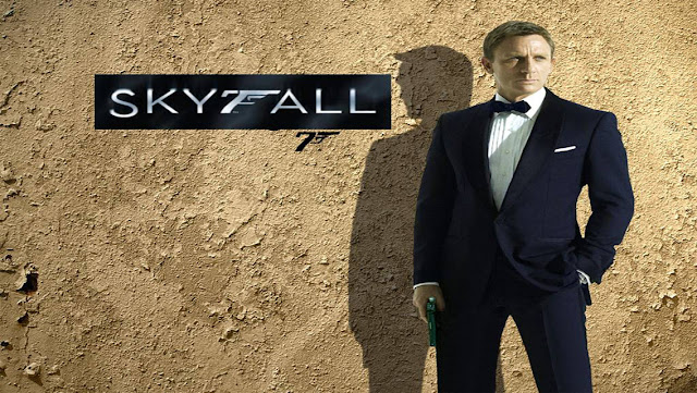 James Bond 007 Skyfall wallpapers for iPhone 5 (6)