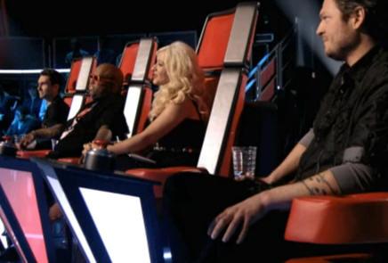 the voice judges. the voice judges names.