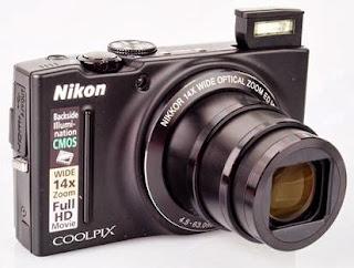 Kamera Digital Nikon Coolpix