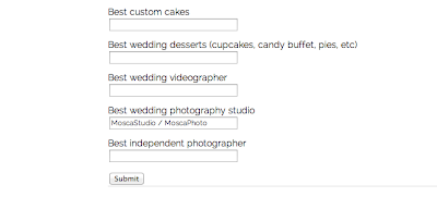 VOTE FOR MOSCASTUDIO : OREGON BRIDE MAGAZINE BEST WEDDING PHOTOGRAPHY STUDIO 2014!