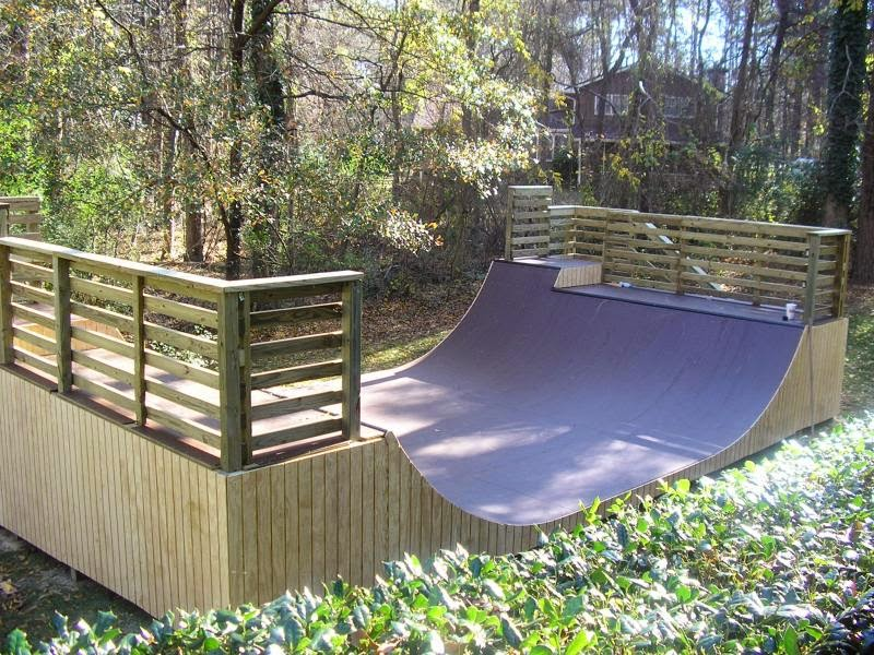 mini ramp with extension plans