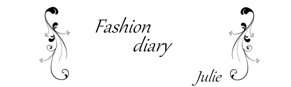 Fashion Diary Julie : un blog mode