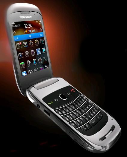 BlackBerry Style 9670 CDMA