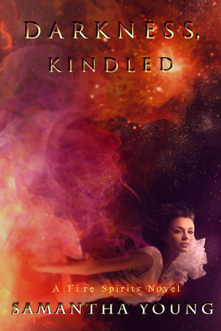 Darkness Kindled by Samantha Young