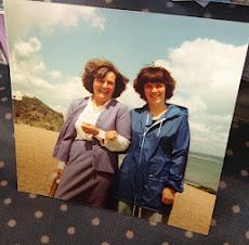 Mum and me!