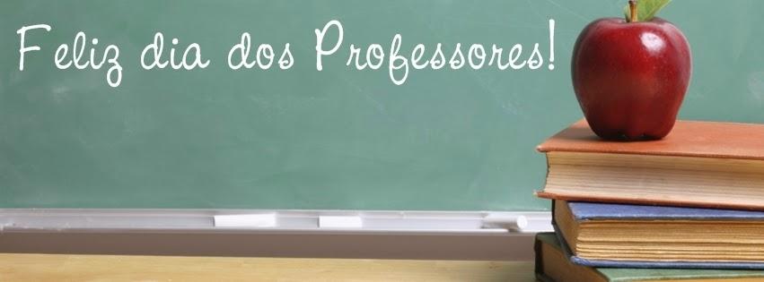homenagem dia do professor
