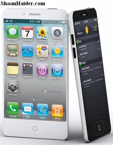 iPhone 5 specs features