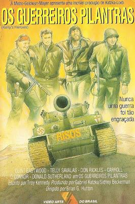 Os Guerreiros Pilantras Dublado 1970