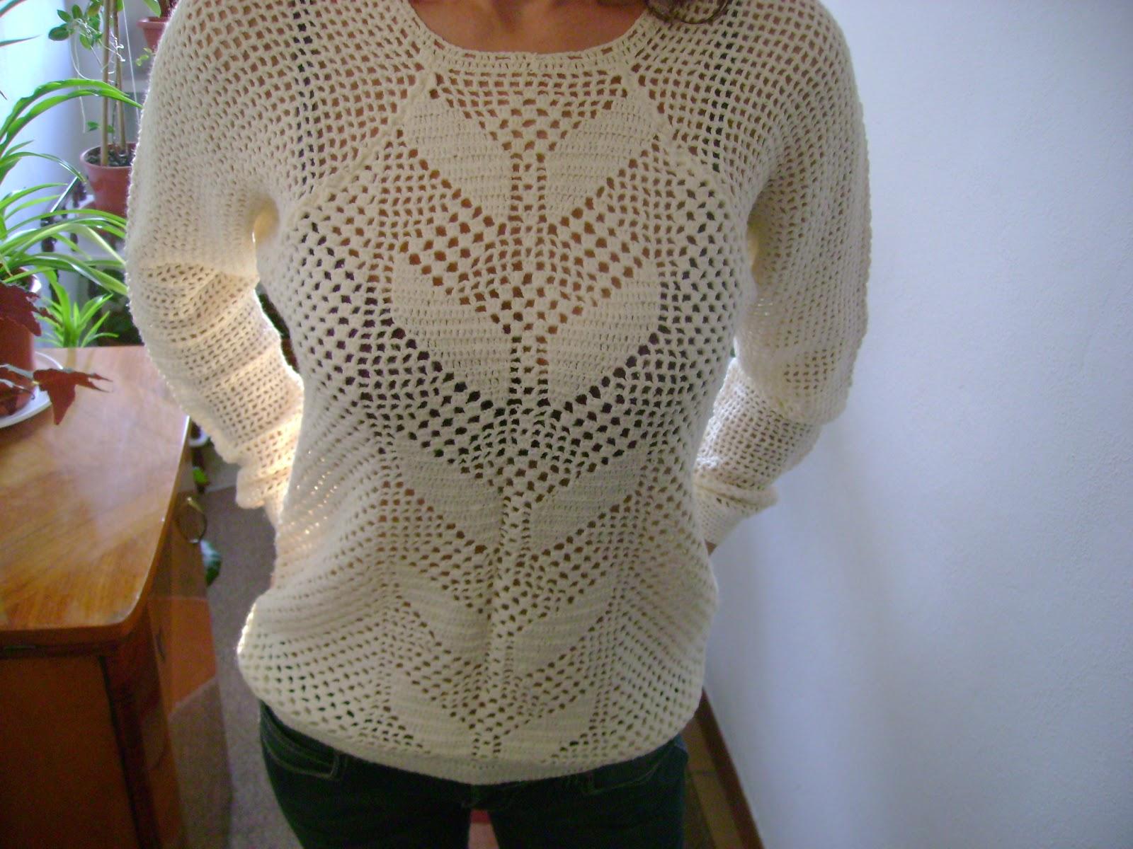 Crochet Blouses For Sale 101