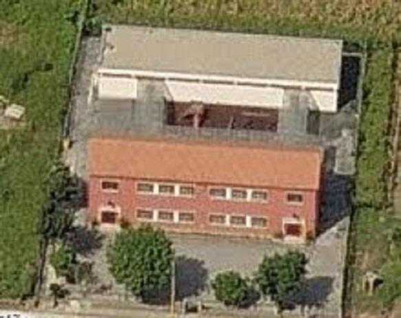 Fotografia Aérea da Escola