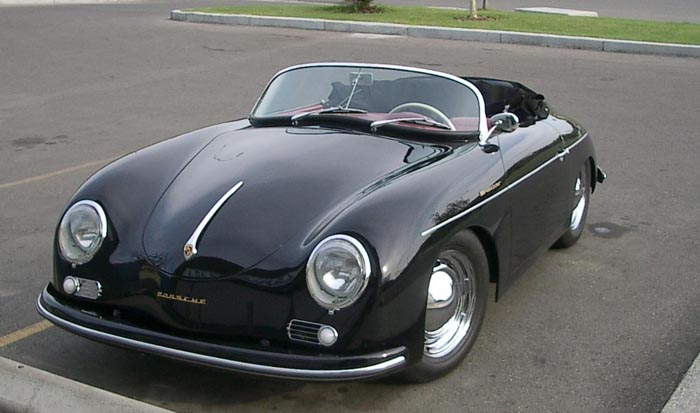 Informative Blog Porsche Speedster
