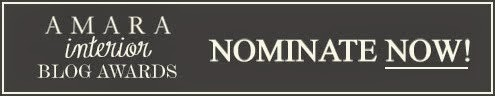 Vote for my blog www.fleurdeLondres.com under Best Design Inspiration Blog!