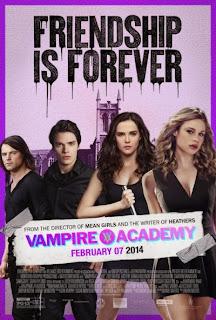 Academia de Vampiros (2014) Online