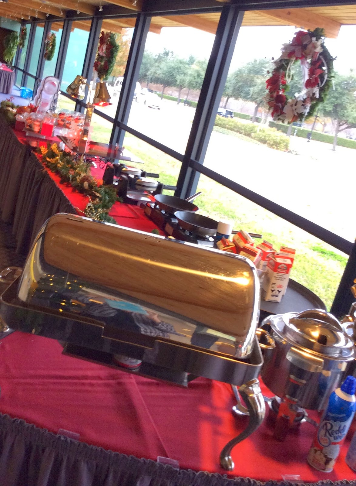 Holiday Party, Christmas Party, Addison Conference Center, Culinary Art Catering