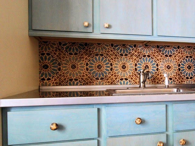 new tips Moroccan-style kitchen