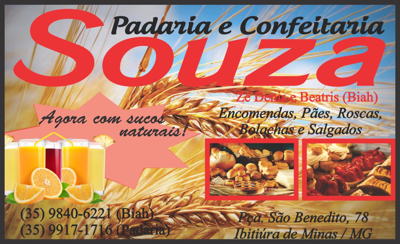 PADARIA E CONFEITARIA SOUZA