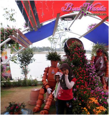 Floria Putrajaya Best. Seronoknya Pergi Floria Putrajaya. Royal Floria 2015. Kreatifnya Orang Pasu.