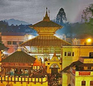 nepal pashupatinath temple