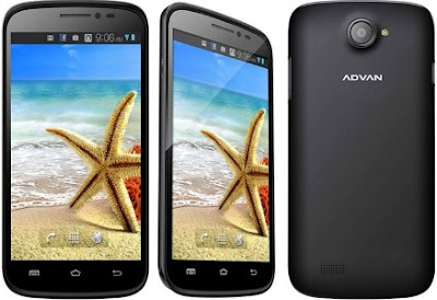 Advan Vandroid S35A Android Murah Dual Sim