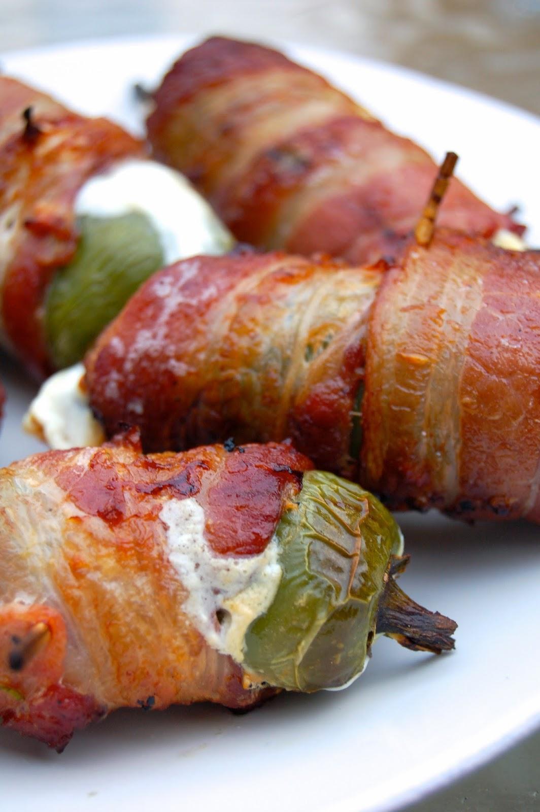 Grilled Jalapeño Poppers | www.kettlercuisine.com