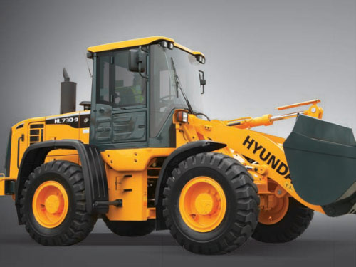 Aspal Hyundai Wheel Loaders