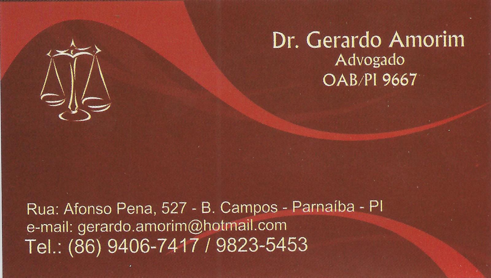 GERARDO AMORIM