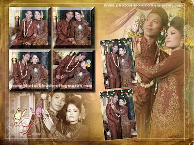 Foto Video Pernikahan Fajar dan Silvi