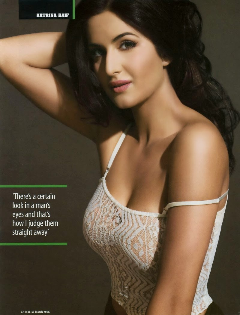 Katrina Kaif in Maxim Magazine 2006 Photoshoot 2