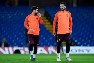 Champions League: Chelsea vs Barcelona: Messi aiming to end goalscoring curse
