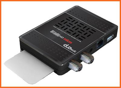 Nova Atualização Duosat Blade Hd Micro V2.0 15-02-2013